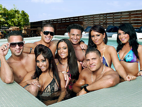 the jersey shore crew